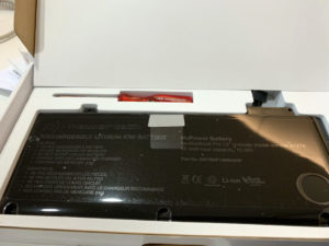 OWC NuPower battery replacement for MacBook Pro Mid 2010